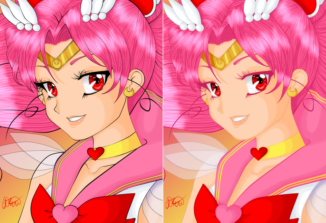 Super Sailor Chibi Moon 2016 by doris4u