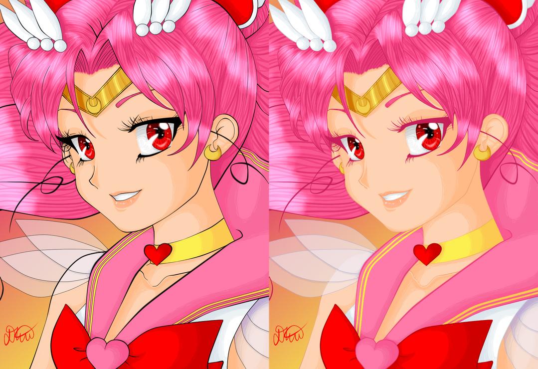 Super Sailor Chibi Moon 2016