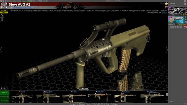 Styer AUG World of guns