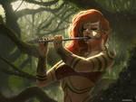 Isara's flute