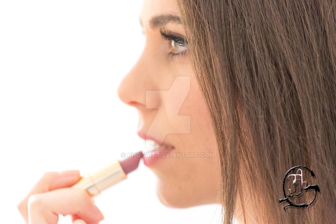Sensual make up by PhG-Art