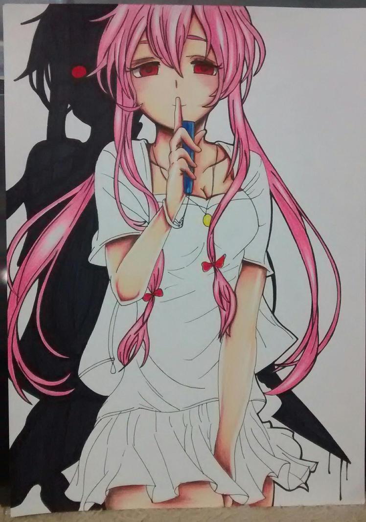 Yuno in progress by FOXCWB
