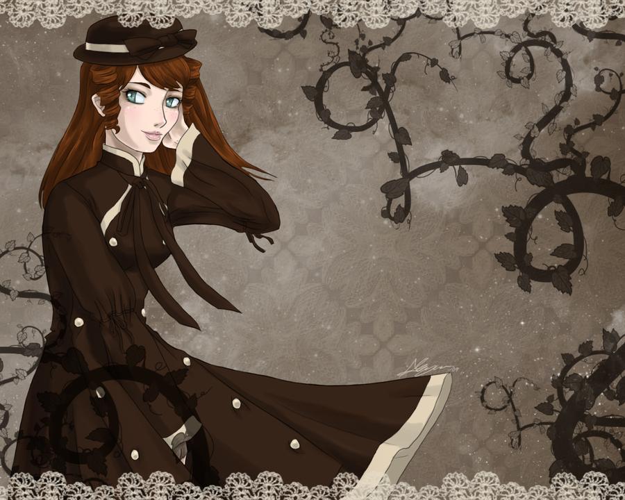 Lolita Zodiac - Capricorn by Darkbutterfly137