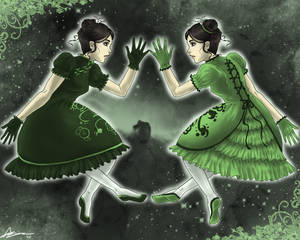 Lolita Zodiac - Gemini by Darkbutterfly137
