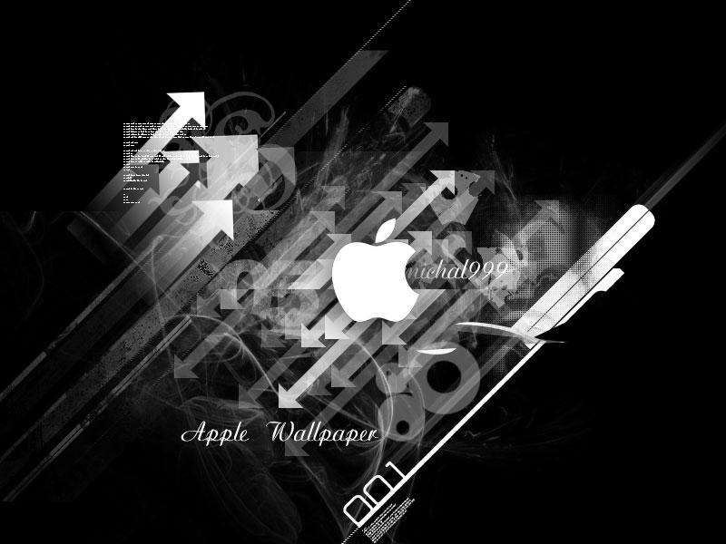 Apple Wallpaper by michal999 by michal999