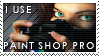 Paint Shop Pro Stamp by kuragami