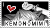 Kemonomimi Stamp .o2 by kuragami