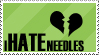 Needles Suck. by caffeine-overdosed