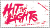 Hit the Lights Stamp. by caffeine-overdosed