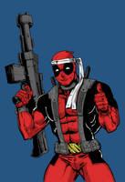 Deadpool - colors by Ygor-oraculo