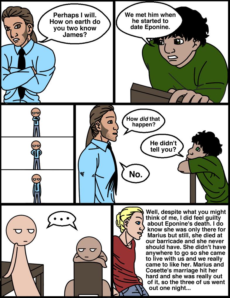 MU page 14: Distraction by EveryDayArtist