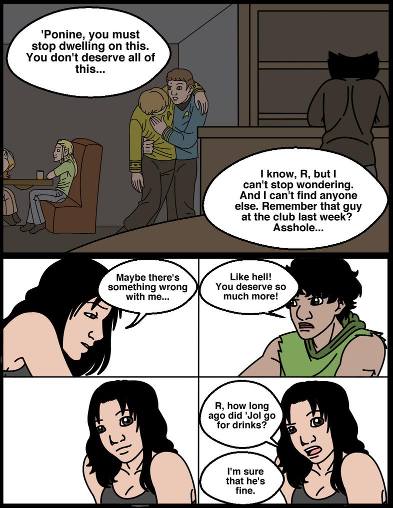 MU page 15: Play Me a Memory by EveryDayArtist