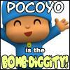 Pocoyo Avatar by randomcharlie