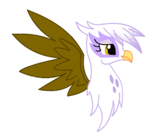 Gilda the Griffin by Cheschire-Kaat