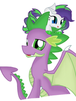 Daddy's girl by Cheschire-Kaat