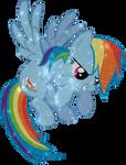 Galaxy Rainbow Dash