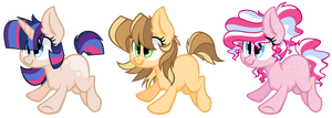 POINT OTA - Popular Ships - Adopts ::CLOSED:: by Cheschire-Kaat