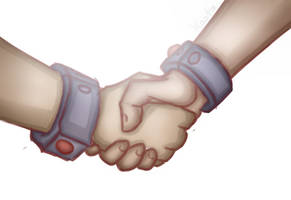 JLF Day 1: Hands by Cheschire-Kaat