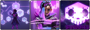 Sombra - Profile Decoration by Cheschire-Kaat
