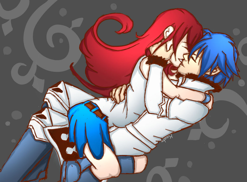 Jerza Art (idk how to name this oOPS) by Cheschire-Kaat