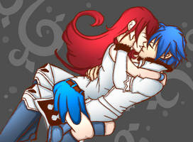 Jerza Art (idk how to name this oOPS)