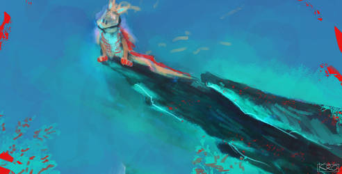 Seedpaint underwater 01