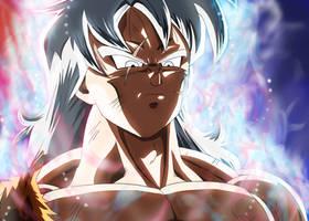 Yamcha Mastered Ultra Instinct by DragauneBauleZaide