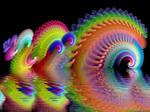 Psychedelic Reflection by Thelma1