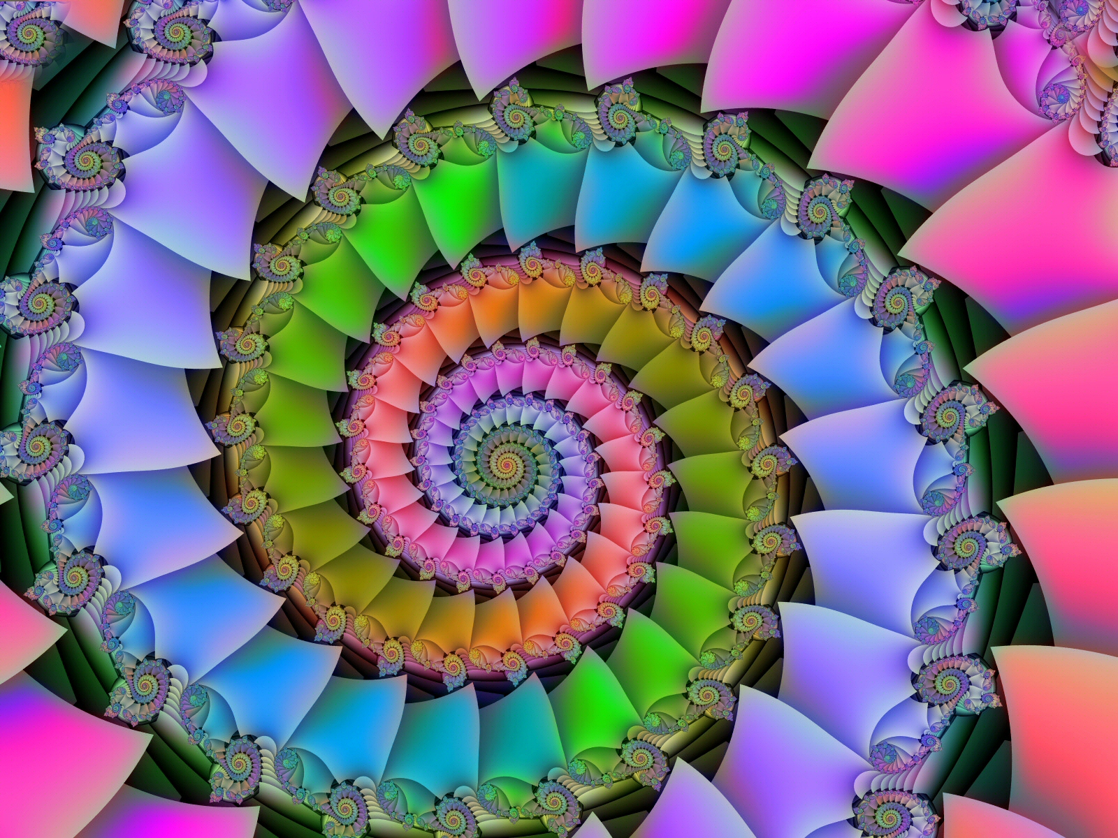 Paper Spiral by Thelma1