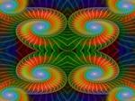 Flaming Spirals