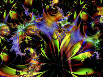 Fireworks by Thelma1