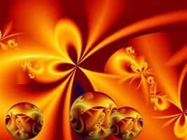 Fireballs by Thelma1