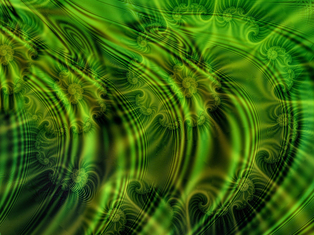 Sweet Green by Thelma1