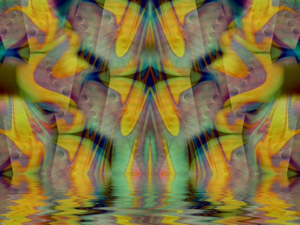 Strange Fantasy by Thelma1