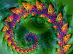 Shadowed Spiral