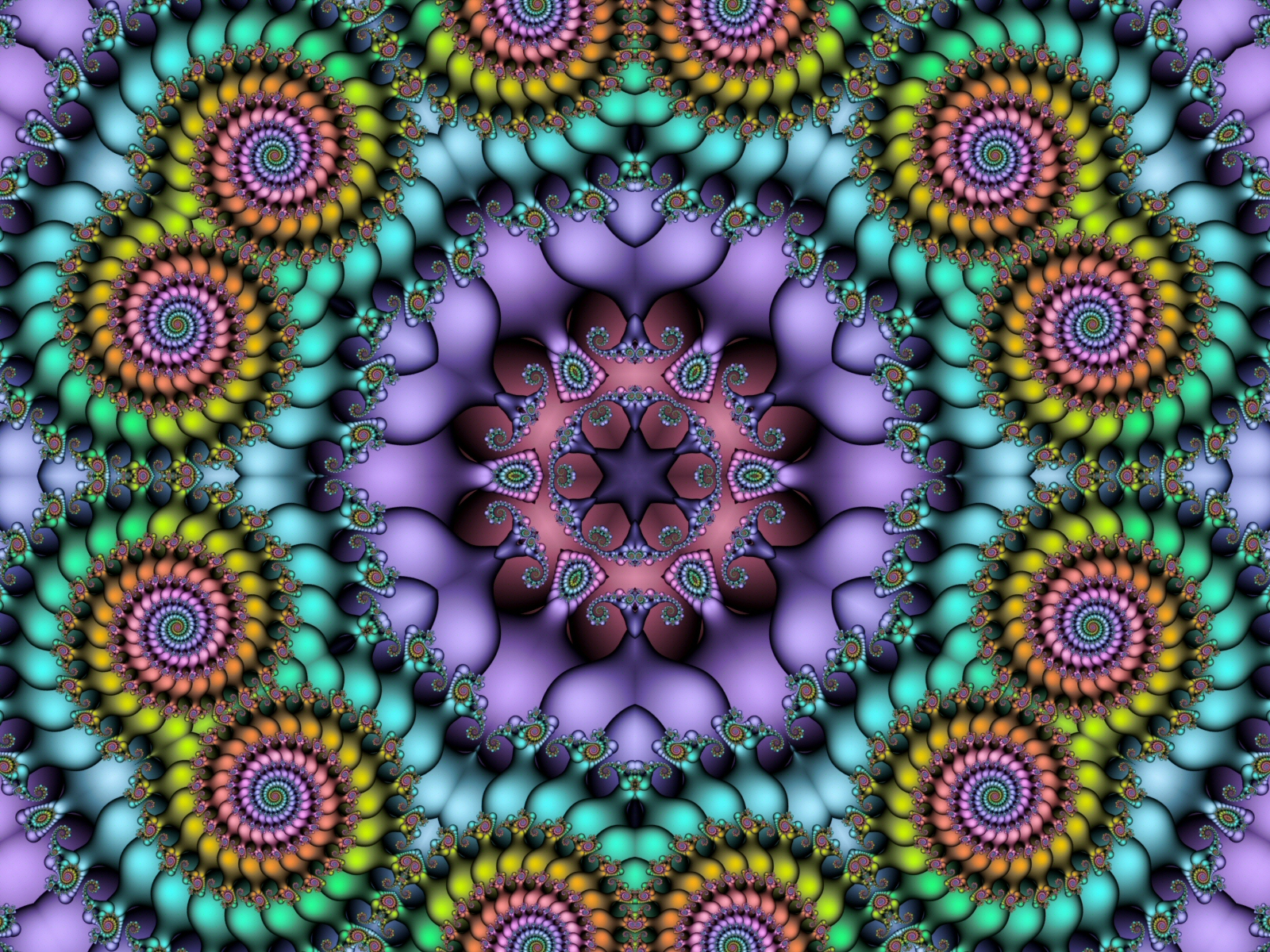 Fun Spirals by Thelma1