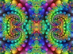 Rainbow Love by Thelma1