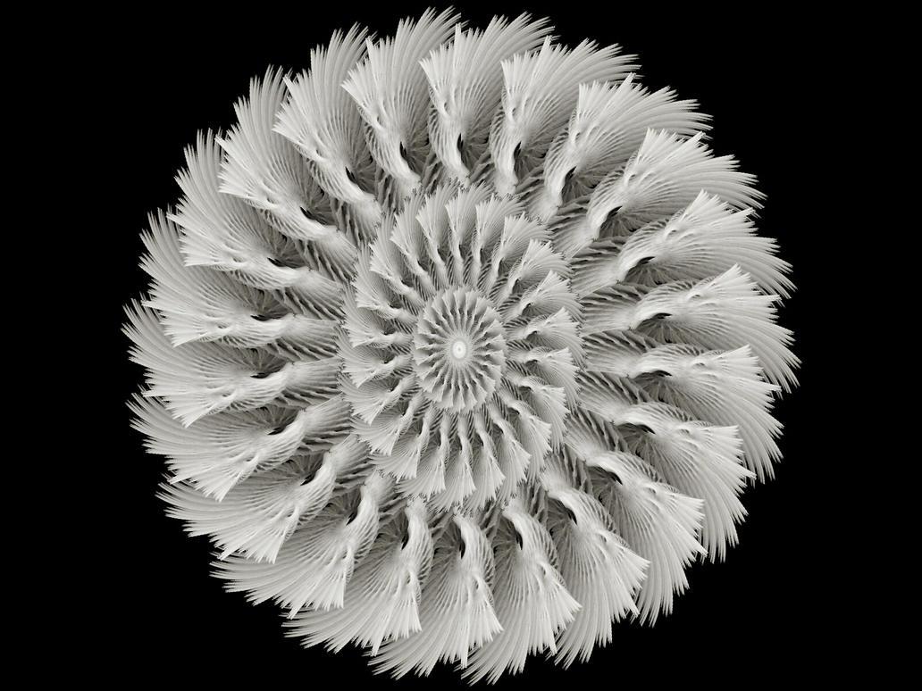 Feathery Twist by Thelma1
