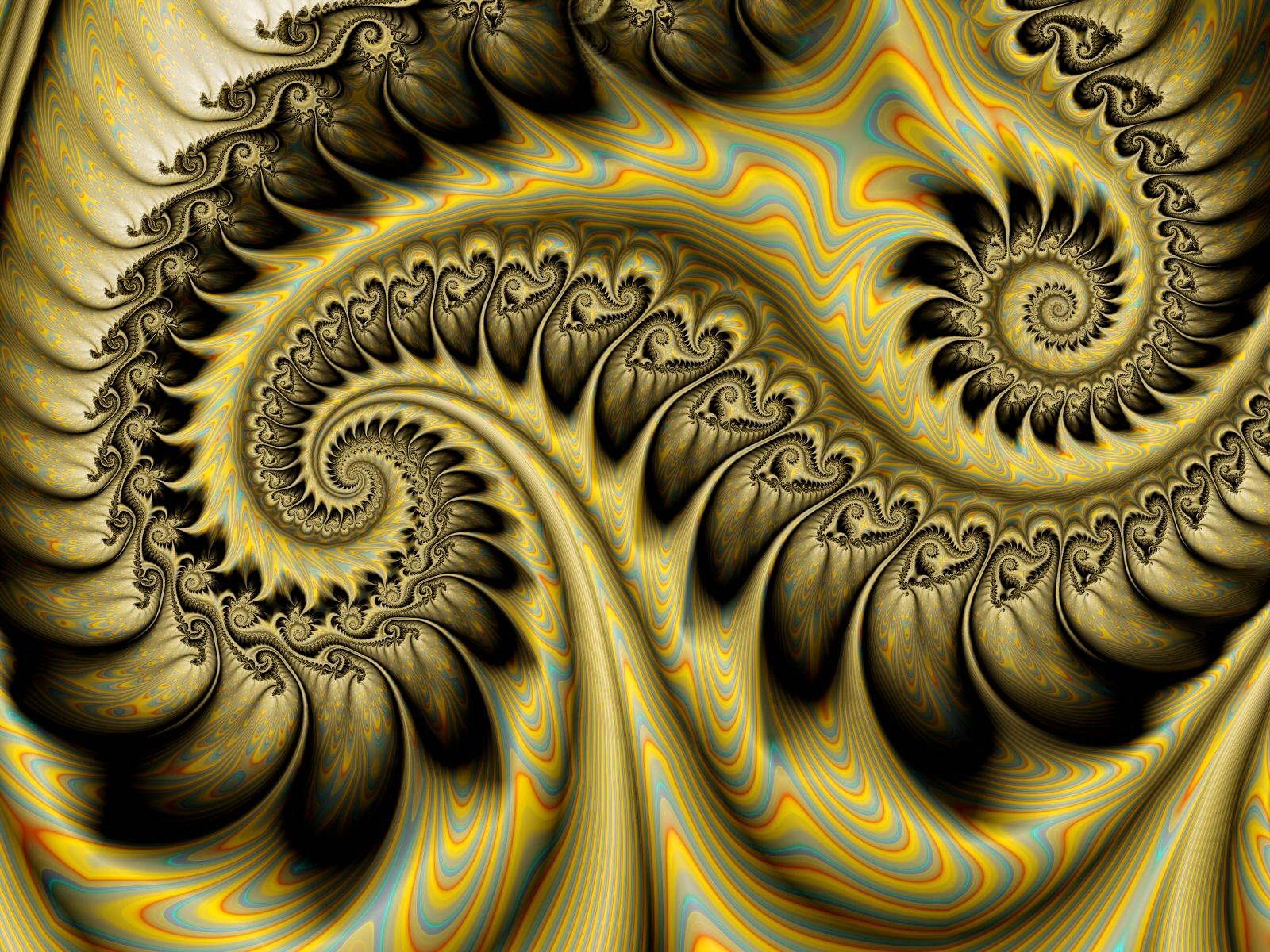 Melting Swirls by Thelma1