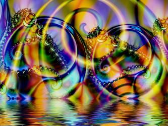 A Vision at Sea by Thelma1