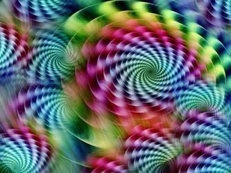I'm spinning around by Thelma1