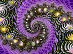 Daisy Chain Spiral