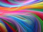 Rainbow Ocean. by Thelma1