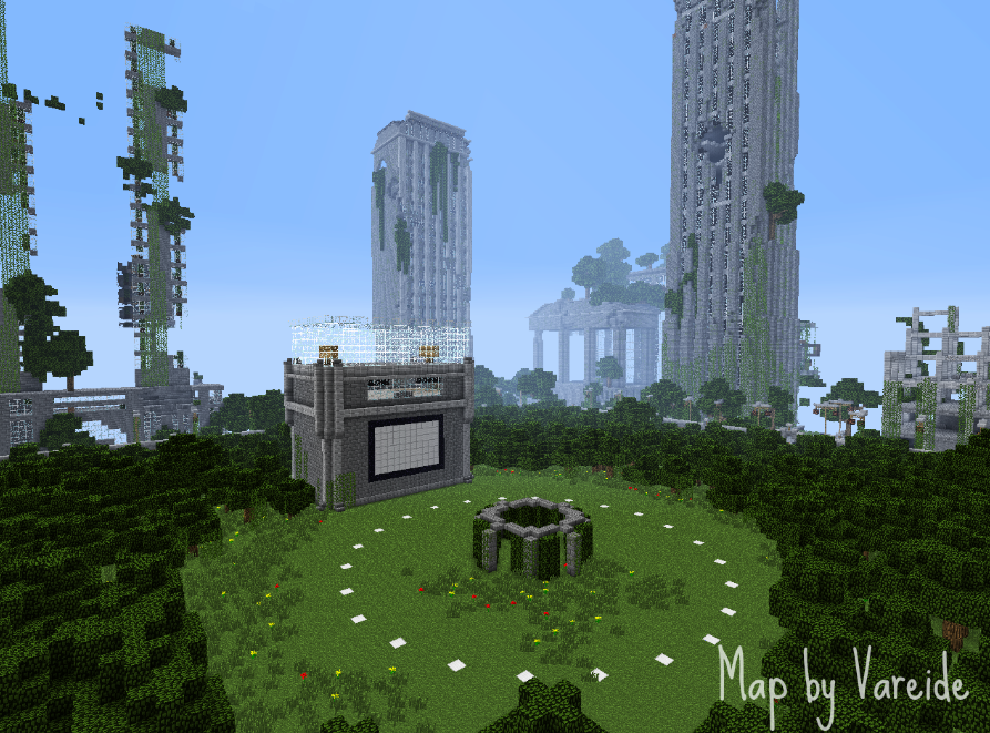 Minecraft the survival games hunger games 2 by forria for Mine craft hunger games