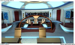Galaxy Class Bridge WIP VI
