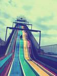 slide down a rainbow. by imnotsana