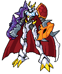 Omnimon - Oct 1 2012 by MidlightDragoon