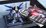 Gundam ZGMF-X20A