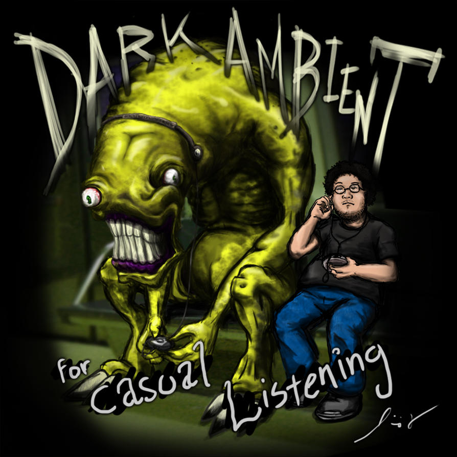 Dark Ambient for Casual Listening by AuretheAudio