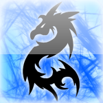 Tribal Dragon Avatar by Dragon-Minded